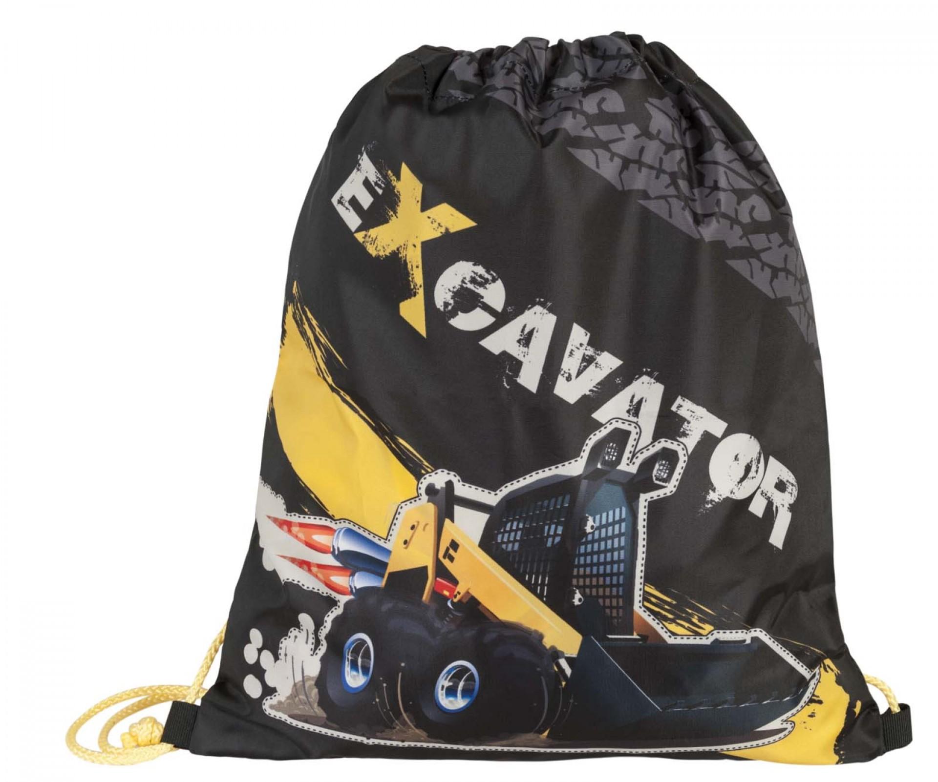 GYM BAG EXCAVATOR 17935  685dd7992cb47